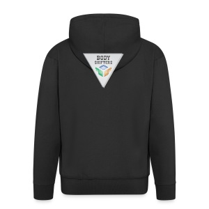 Bodyshifters - Men's Premium Hooded Jacket