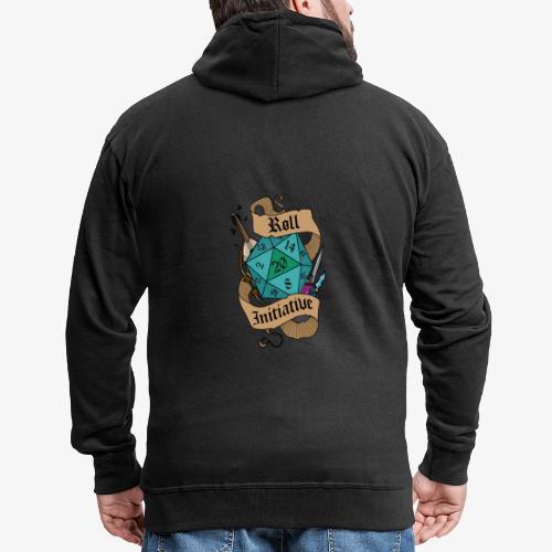 dnd2 - Men's Premium Hooded Jacket