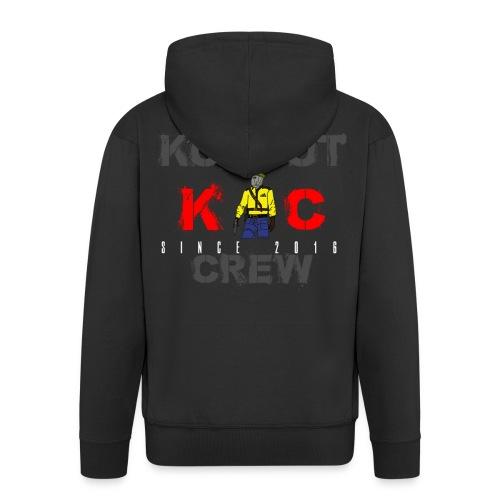 Abbigliamento Kompot Crew - Felpa con zip Premium da uomo