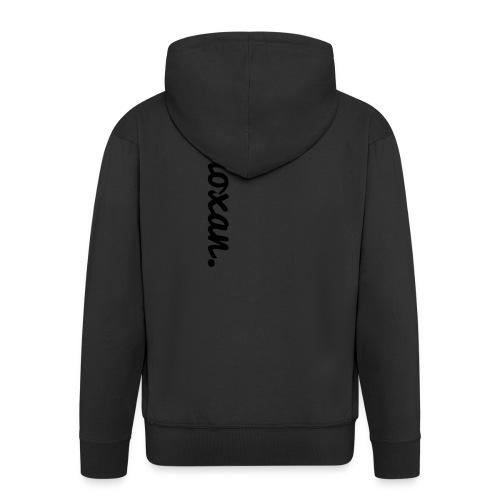 venoxan T-Shirt mit Schriftzug an der Seite - Men's Premium Hooded Jacket