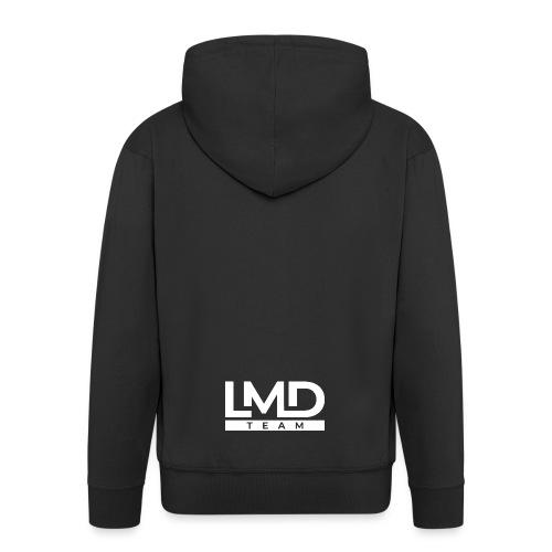 LMD Merchandise - Männer Premium Kapuzenjacke