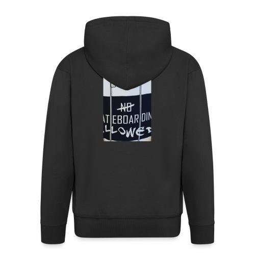My new merchandise - Men's Premium Hooded Jacket