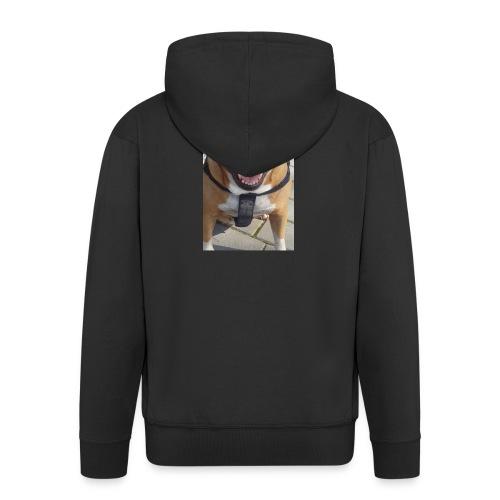 Cool Dog Foxy - Mannenjack Premium met capuchon