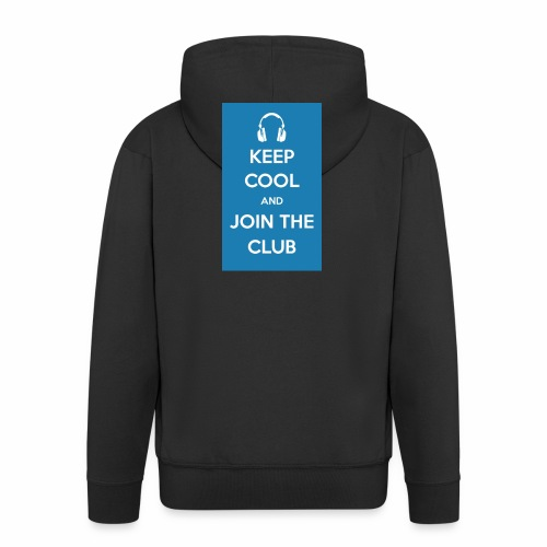 Join the club - Men's Premium Hooded Jacket