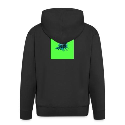 068FA775 78A2 45F9 AFBE 7A4061E47E61 - Men's Premium Hooded Jacket