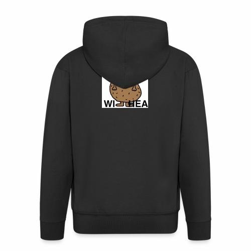 WiHea Plays Tee - Men's Premium Hooded Jacket