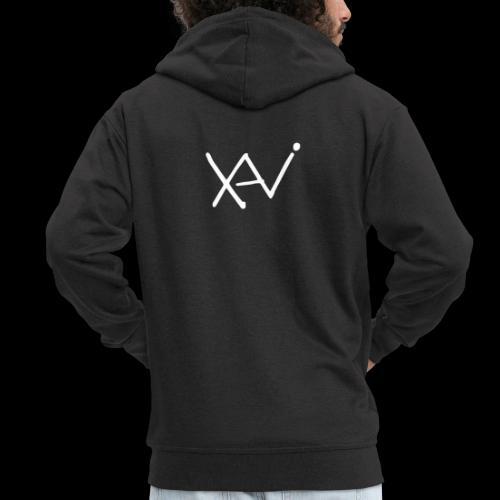 Xavi Basic - Männer Premium Kapuzenjacke