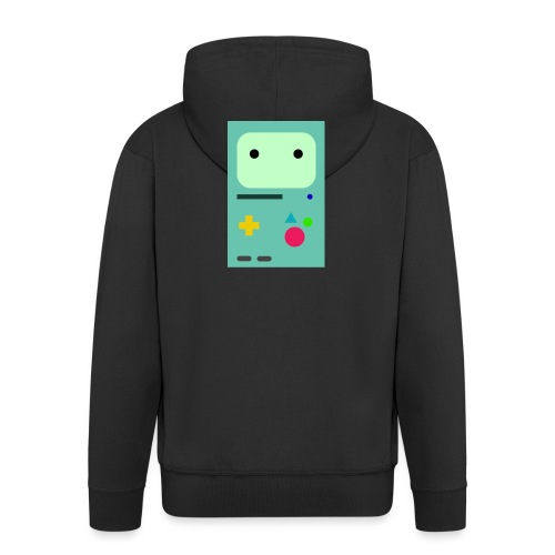 Bmo Phone Case - Men's Premium Hooded Jacket