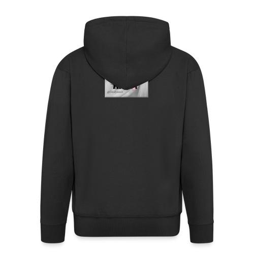 W/A/E ARMY GIRLY - Miesten premium vetoketjullinen huppari
