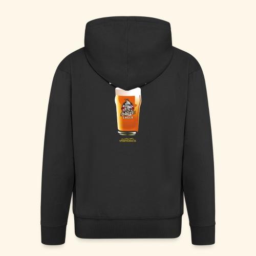 Drinking Shirt Project Blackout - Männer Premium Kapuzenjacke