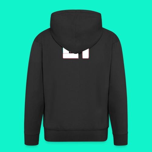 LM - Mannenjack Premium met capuchon