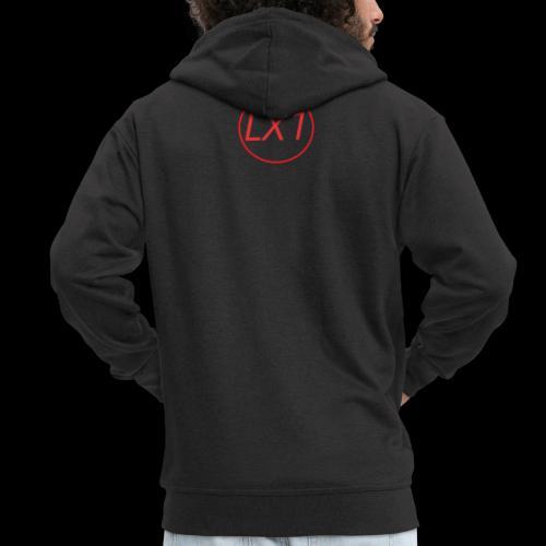 WilleLX1 Logo - Premium-Luvjacka herr