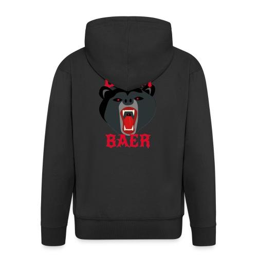 BoomBaersErstesDesign - Männer Premium Kapuzenjacke