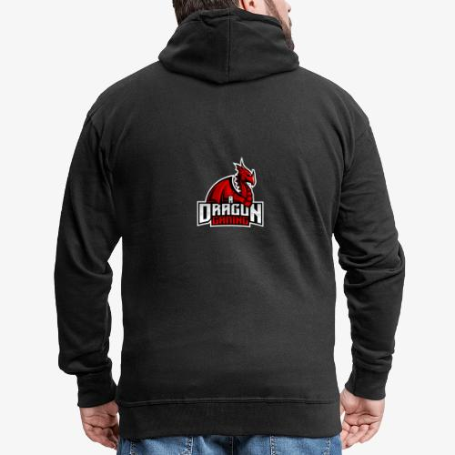A Dragon Gaming Official Merch - Men's Premium Hooded Jacket