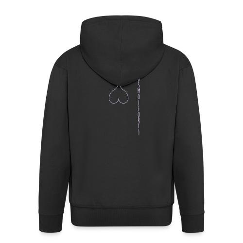 #LOViNGMiNDED_02 - Veste à capuche Premium Homme