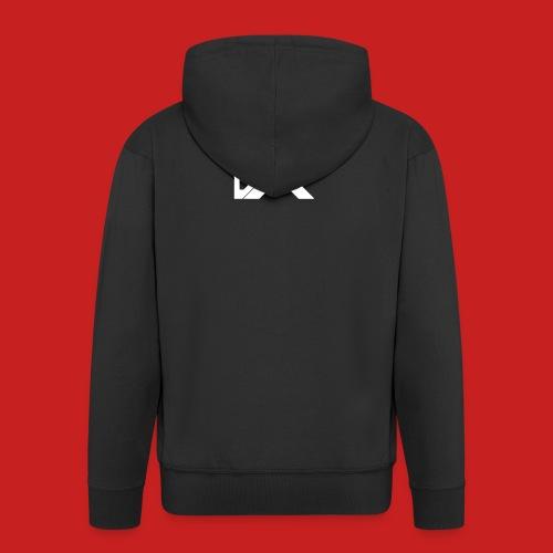 Duxier Logo - Mannenjack Premium met capuchon