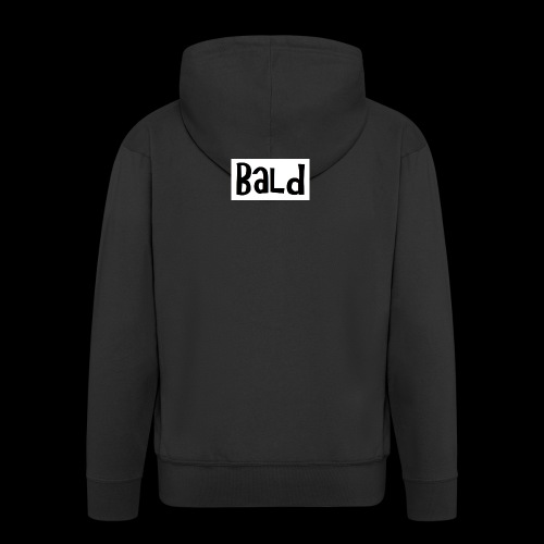 Bald clothing childish logo - Mannenjack Premium met capuchon