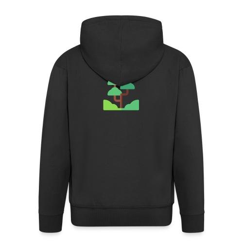 Rainforest - Männer Premium Kapuzenjacke