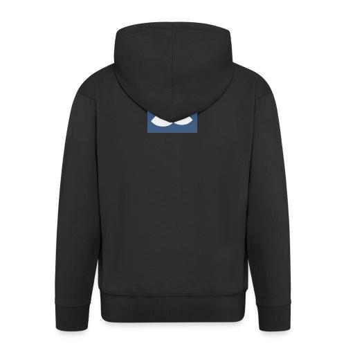 jc_logo - Men's Premium Hooded Jacket