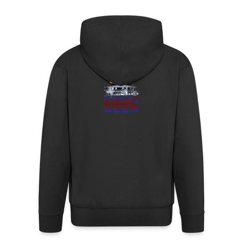 RESOLAINA - Chaqueta con capucha premium hombre