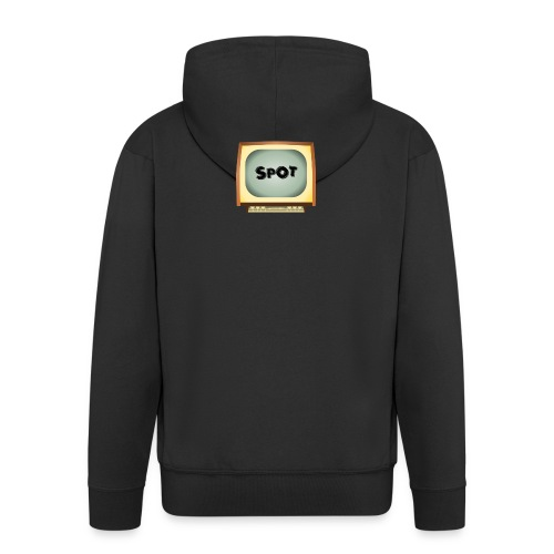 TV Spot - Felpa con zip Premium da uomo