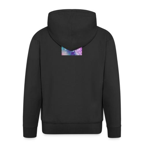 believe in dreams - Men's Premium Hooded Jacket