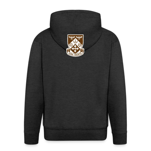 Borough Road College Tee - Men's Premium Hooded Jacket