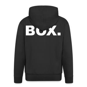 BOX. Clothing Crewneck Unisex - Mannenjack Premium met capuchon