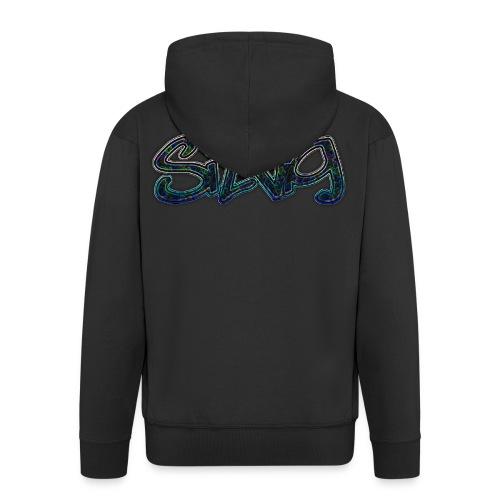 SilViG logo limited - Herre premium hættejakke