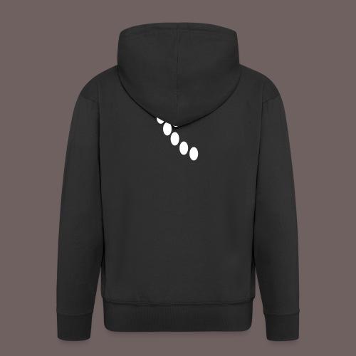 GBIGBO zjebeezjeboo - Flower - Stretch [FlexPrint] - Veste à capuche Premium Homme