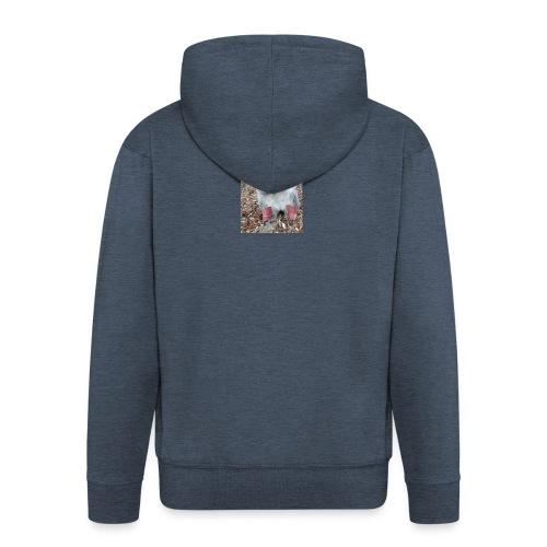 ecureuil deguise - Veste à capuche Premium Homme