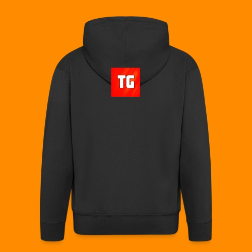 T-Shirt Vrouwen met logo - Mannenjack Premium met capuchon
