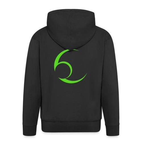 Logo Oryum simple - Veste à capuche Premium Homme