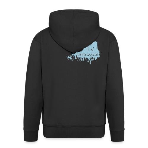 Legend_-_Trim_Castle - Men's Premium Hooded Jacket