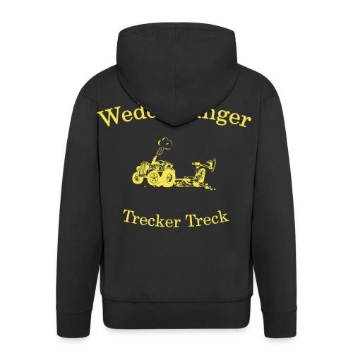 Wedelspanger Trecker Treck - Männer Premium Kapuzenjacke