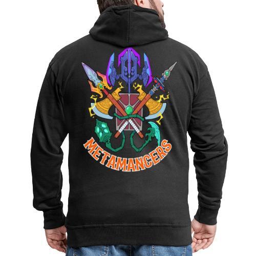 Metamancers Full - Veste à capuche Premium Homme