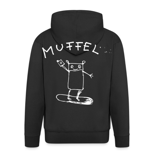 Muffel - Männer Premium Kapuzenjacke