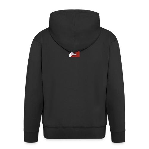 Hoesje Iphone5 - Men's Premium Hooded Jacket