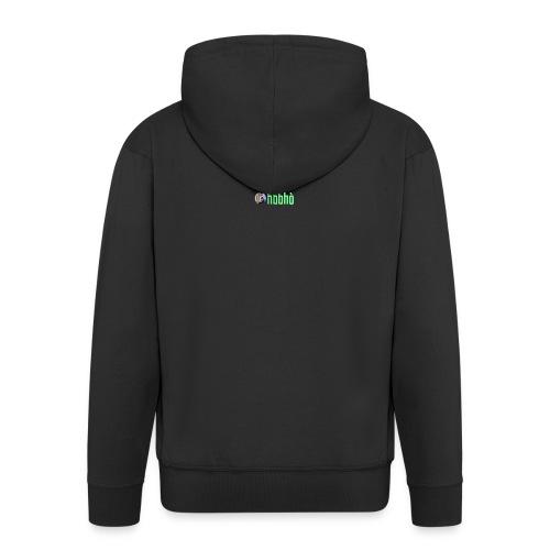 logo_5cf376eb5abb14f4abcd00e99d8a36be - Felpa con zip Premium da uomo