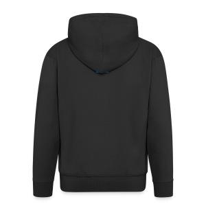 Maxvlogs T-shirt - Mannenjack Premium met capuchon