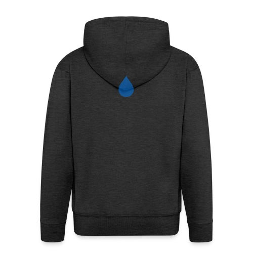 Water halo shirts - Men's Premium Hooded Jacket