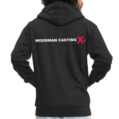 WOODMAN CASTING X - Männer Premium Kapuzenjacke