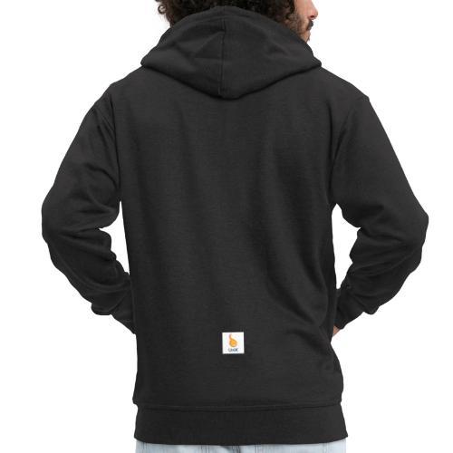 Logo UniK - Veste à capuche Premium Homme