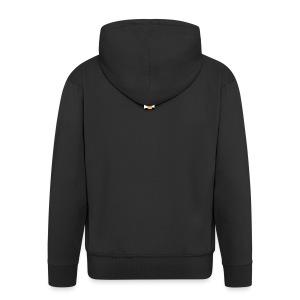BasicGamerHD - Men's Premium Hooded Jacket