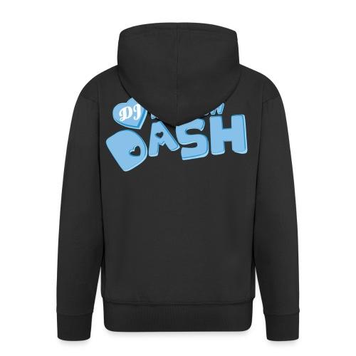 Rainbow Dash Logo neu - Männer Premium Kapuzenjacke