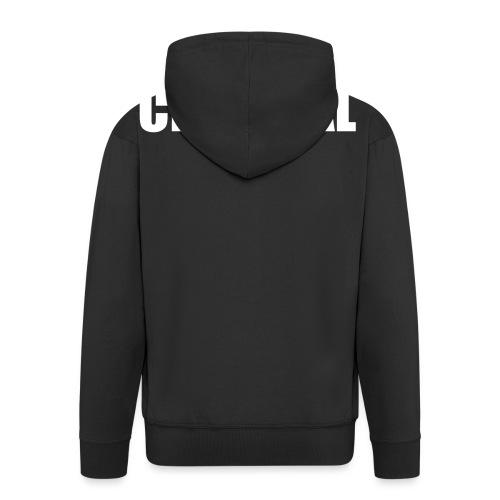 CRIMINAL - Veste à capuche Premium Homme