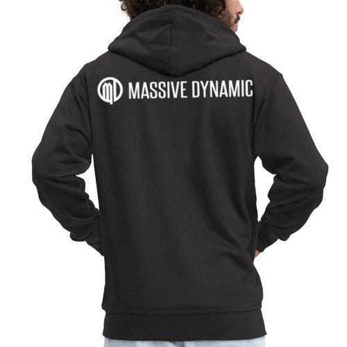 Massive Dynamic - Männer Premium Kapuzenjacke