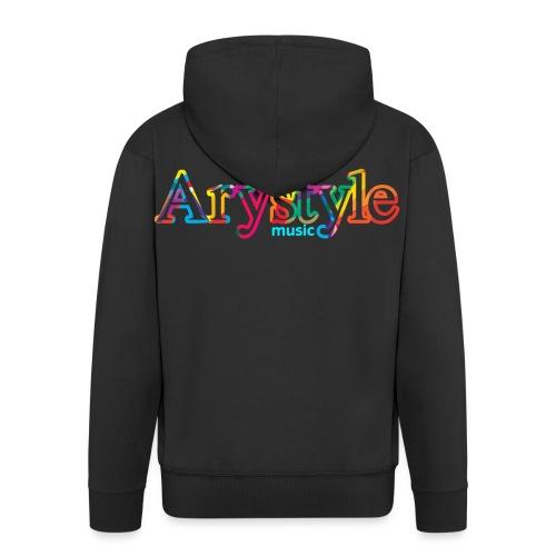 Arystyle Contour Multico - Veste à capuche Premium Homme