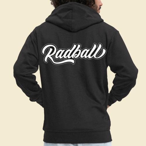 Radball - Männer Premium Kapuzenjacke