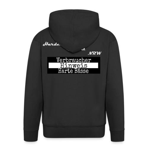 HardcoregestoertHoodys - Männer Premium Kapuzenjacke